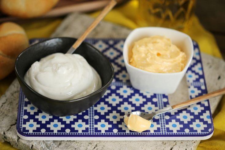 Házi majonéz kétféleképpen • Fördős Zé Magazin