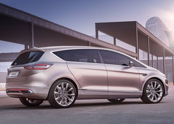 2014 Ford S MAX Vignale 600x430 2014 Ford S MAX Vignale Review With New Concept