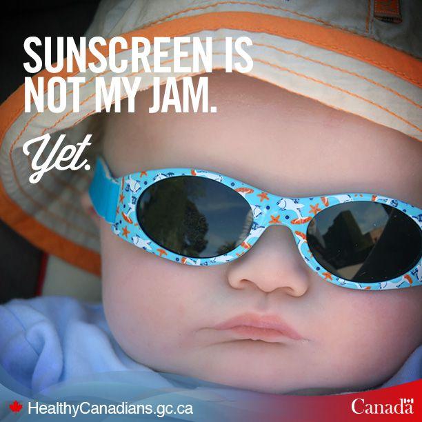 Practice sun protection year-round. http://healthycanadians.gc.ca/environment-environnement/sun-soleil/tips-parent-conseils-eng.php?utm_source=Pinterest_HCdns&utm_medium=social&utm_content=Dec15_SunscreenSafety_ENG&utm_campaign=social_media_13