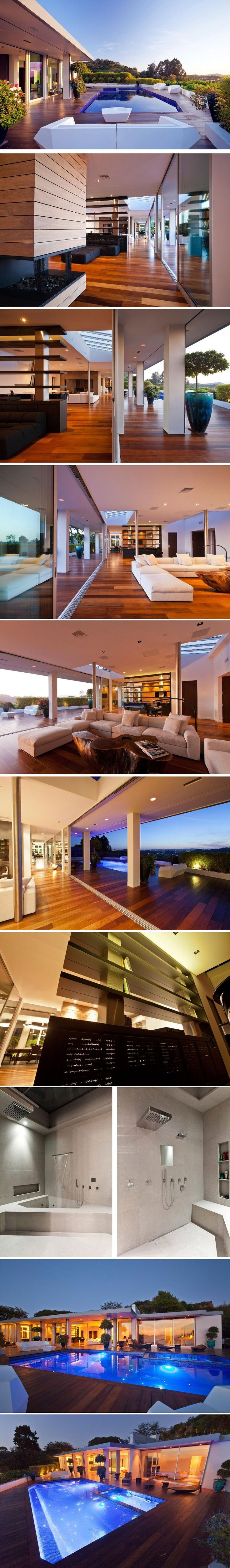 House in Beverly Hills by Jendretzki