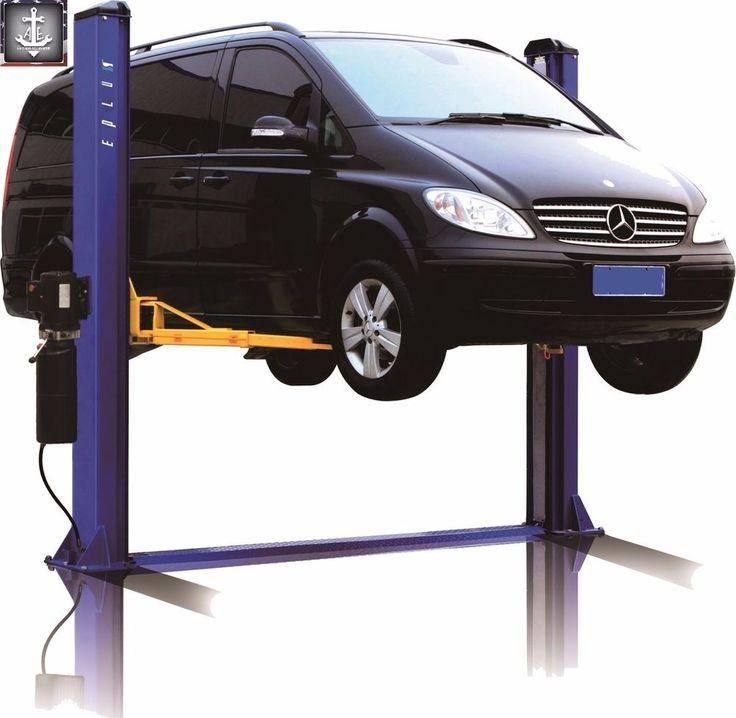 2 Post Symmetric Base Plate Car Lift L1000 10,000 LB  #Eplus