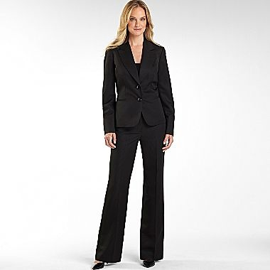 $70 Nine & Co.® Pinstipe Suit-Modern Fit - jcpenney