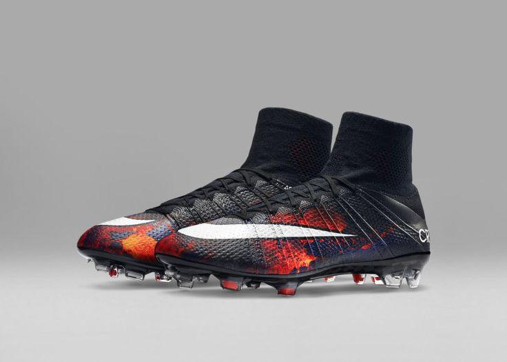 """Des nouveaux crampons Nike à l'effigie de Ronaldo : les """"Savage Beauty"""" #Nike #Cristiano #Ronaldo #CR7 #CristianoRonaldo #SavageBeauty #Magista #Savage #Beauty #Soccer"""