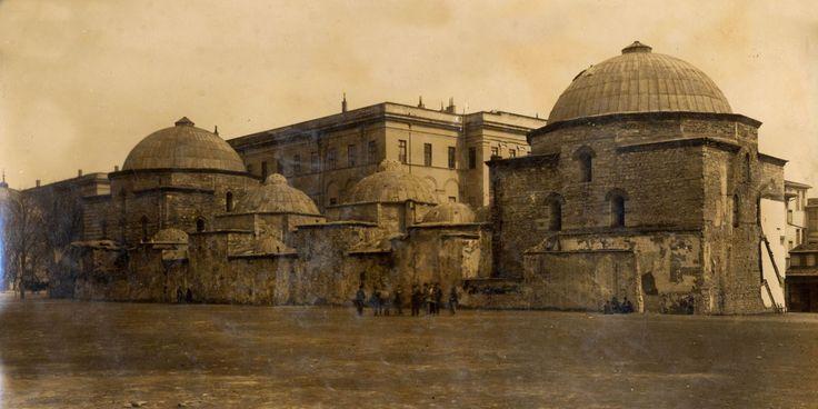 Haseki Hürrem Sultan Hamamı, Sultanahmet