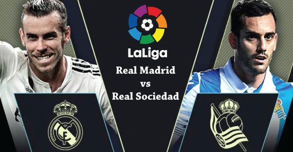 Real Madrid Vs Real Sociedad Football Soccer Cards