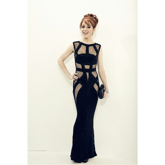 Lindsey Stirling at the #BBMAs Samsug Galaxy Fashion Studio