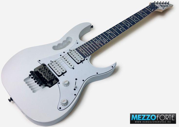 Ibanez JEM-JR WH Signature elektromos gitár