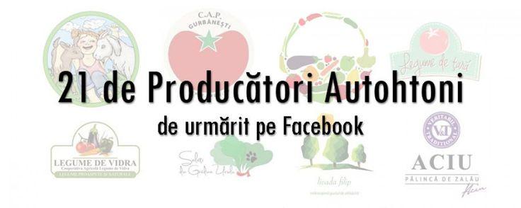 21 de Branduri Româneşti Tradiţionale pe Facebook