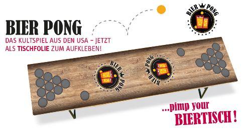 Tischfolien - Zum Aufkleben & Gestalten, Bierbank & Biertisch, Motive zum Aufkleben, Tanya Wienstroer, www.design-art-work.net, www.stickipop.de, Biertischfolien, pimp your Biertisch