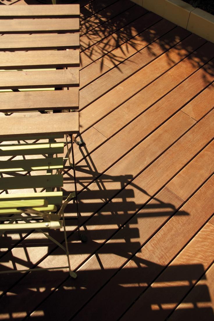 Terrasse bois en massaranduba