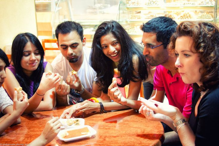 Dubai through the Food of the People | Food and the Fabulous