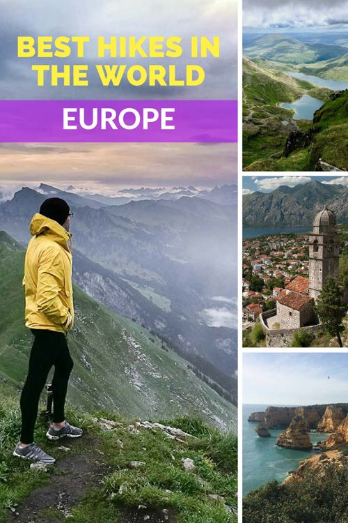 Best Hikes in the World  #Europe #hiking