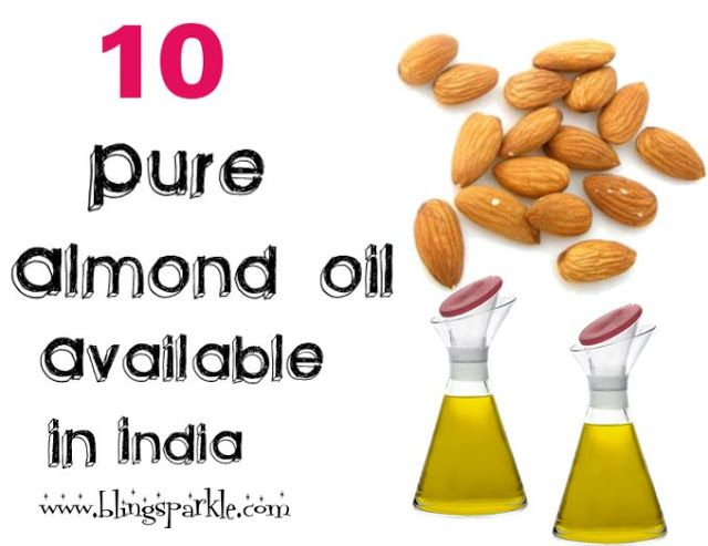 Bling Sparkle: Top 10 Organic Pure Sweet Almond Oils Available In...