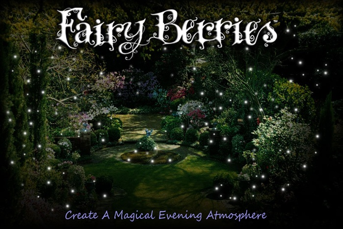 "Fairy Berries - 3/4"" led balls that slowly fade in and out to look like fireflies/fairies. This site has a lot of cool items."