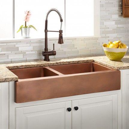22 mejores imágenes de kitchen sinks en Pinterest   Fregadero de la ...