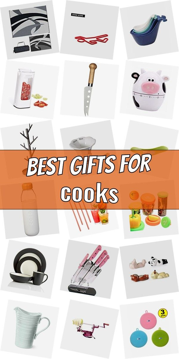 Your Good Friend Is A Impassioned Cook And You Love To Give Her A Nice Gift But What Do You Find For Home Cooks Lit Gifts For Cooks Kitchen Helper Best
