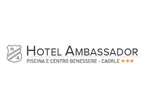Hotel Ambassador *** Via Giovanni da Verazzano 4 30021 #Caorle #spiaggia #Mare #Hotel #Strand #Italien