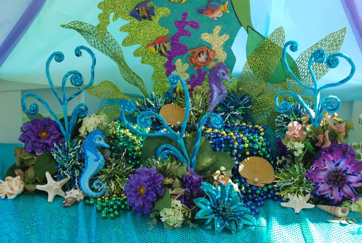 17 best images about the little mermaid on pinterest for Ariel birthday party decoration ideas