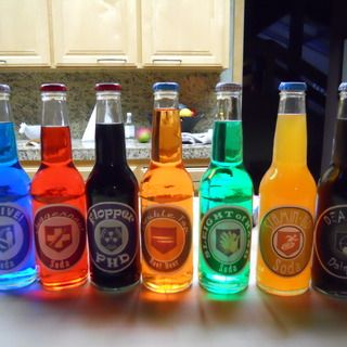 DIY: Call of Duty Nazi Zombies Perk a Cola (New Deadshot) ~ Instructables User pyro1234567890