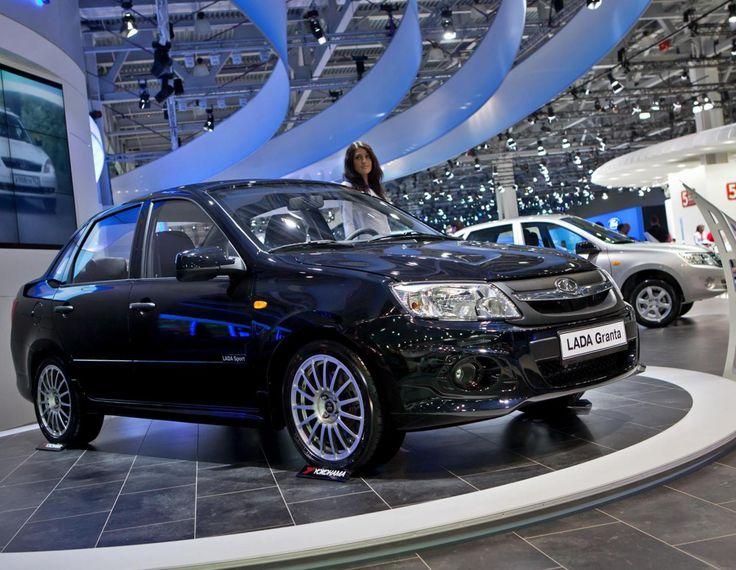 Lada Granta Sport   approved - http://autotras.com