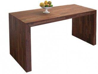 Les 25 meilleures id es de la cat gorie table haute bois - Table haute cuisine bois ...