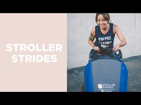 Stroller Strides with Alison: Week 4 - YouTube