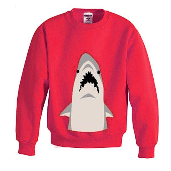 Shark Selena Gomez Sweatshirt
