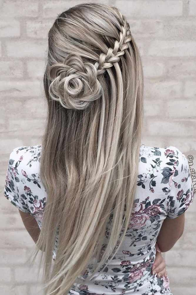 There are so many braided hairstyles for long hair that your head starts to spin…