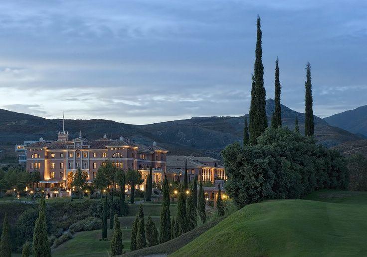 Villa Padierna Palace Hotel - Marbella, Spain