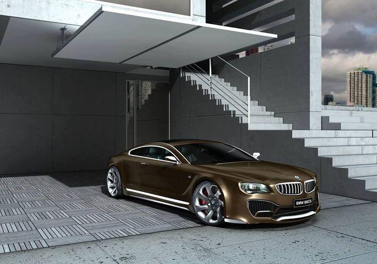 BMW series 8 concept
