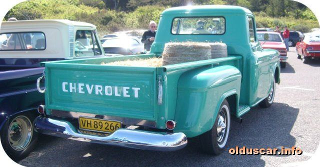 I looooooovvvveeeee thisssssssssssss  58 chevy stepside pickup
