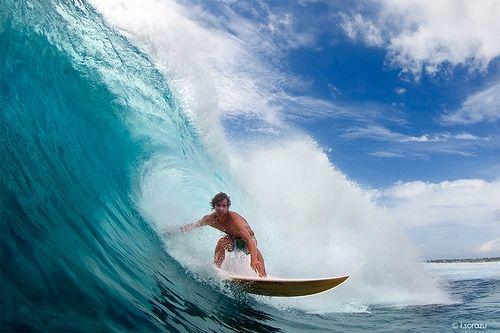 #Surf at Nusa #Lembongan, #bali