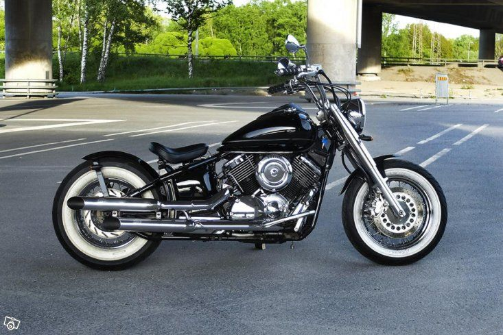 bobber yamaha xvs 1100 drag star classic stockholm. Black Bedroom Furniture Sets. Home Design Ideas