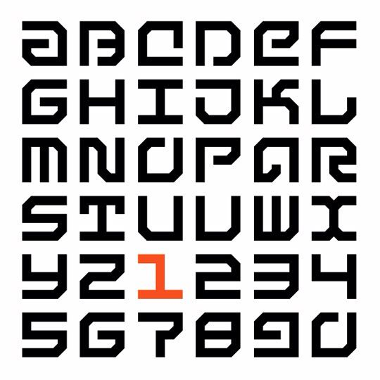 Best Lettering And Numbers Images On   Typography