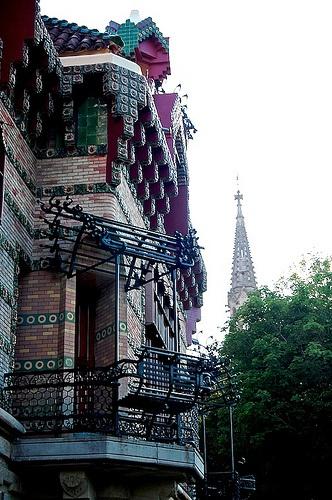 El capricho de Gaudi  Comillas   Spain