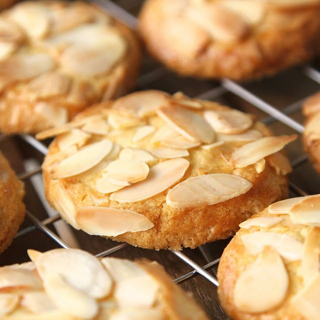 Italian Almond and Orange Cookies