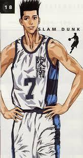 slam dunk card - Akira Sendoh