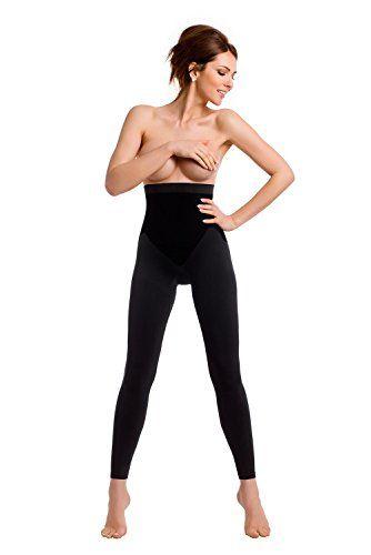 #envie #Shapewear #Leggings #figurformend #hoch #tailliert #schwarz #S - envie…