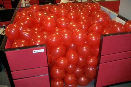 10 Greatest Office Pranks... reloaded! (funny office pranks, coolest pranks) - ODDEE Like this.