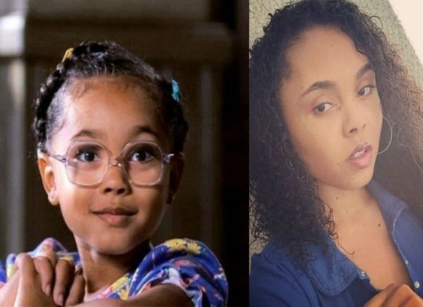 Lavender, from 'Matilda', all grown up...