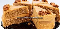 Receta de Torta moka