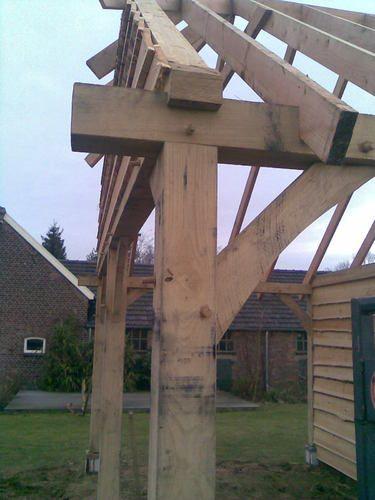 Overige Gebintconstructies Willemsen Hout Metalen