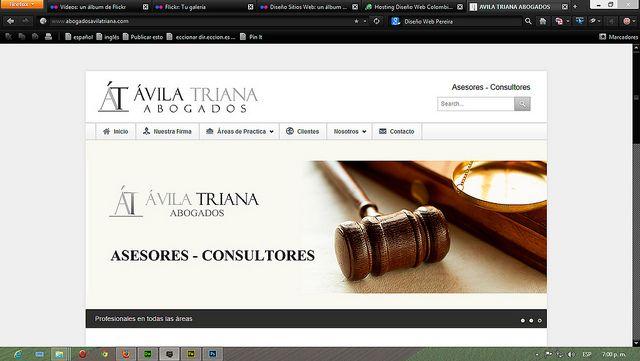 Avila Triana Abogados   Flickr: Intercambio de fotos