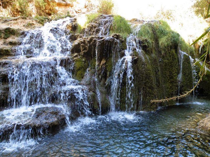 Patrimonio Industrial Arquitectónico: Cultura declarará BIC el Parque del Agua de Banyeres de Mariola. Alicante
