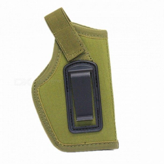 IWB Hidden Form Nylon Tactical Holster - Army Green
