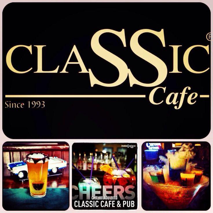 claSSic cafe & pub