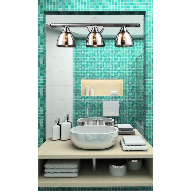 7099 best elk lighting images on pinterest elk lighting for Elk bathroom lighting