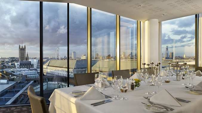 Amazing hotel!!!  Doubletree By Hilton Hotel London - Westminster, United Kingdom - Skylounge