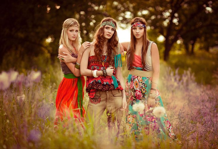 gypsy style, rep shoot