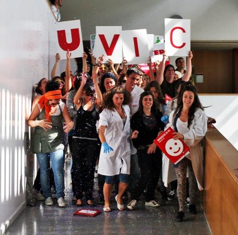 Universitat de Vic #UVic #Lipdub
